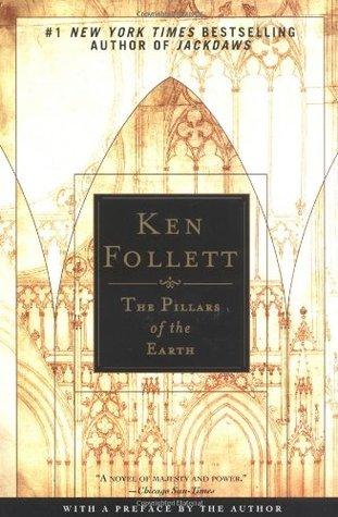 Book Review: Pillars of the Earth by Ken Follett