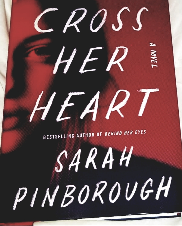 Image result for Cross Her Heart by Sarah Pinborough