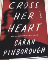 Book Review: Cross Her Heart by Sarah Pinborough